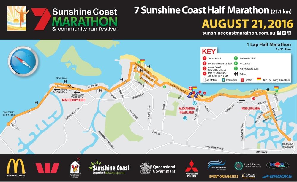 Sunshine Coast Marathon Map_HALF16-01